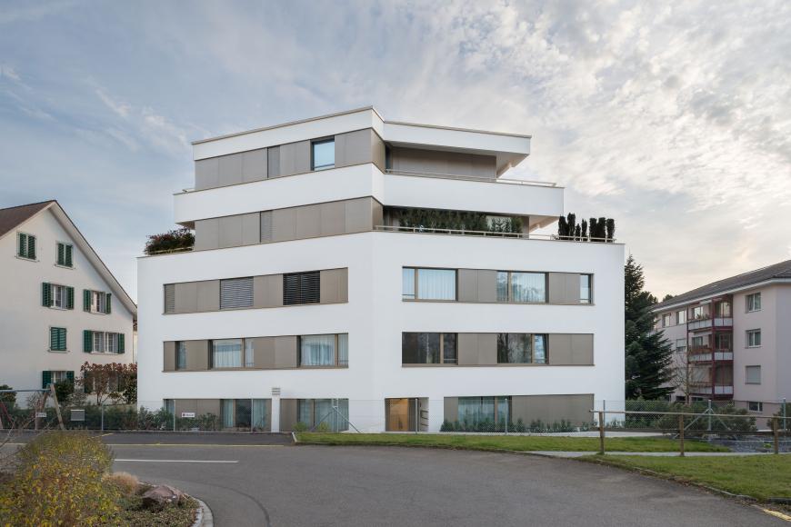 Hlp architekten ag for Architekten schweiz